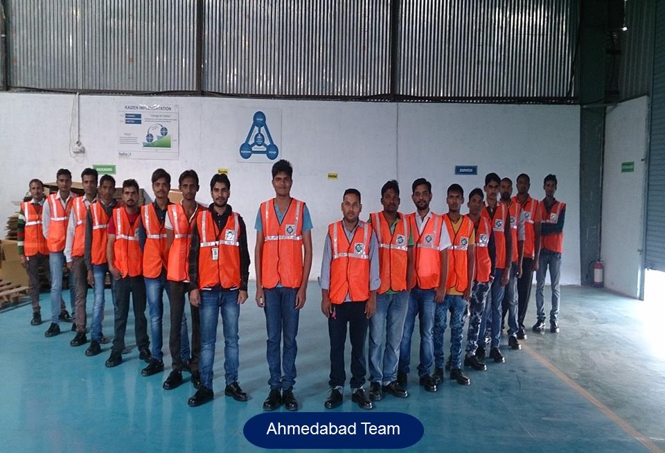 Ahmedabad Team