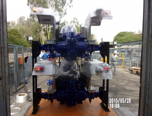 SKD Kitting Solution for a Tractor Manufacturer
