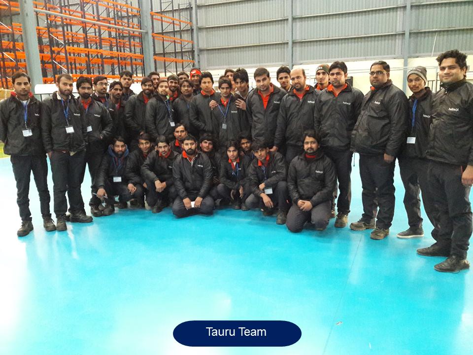 Tauru Team