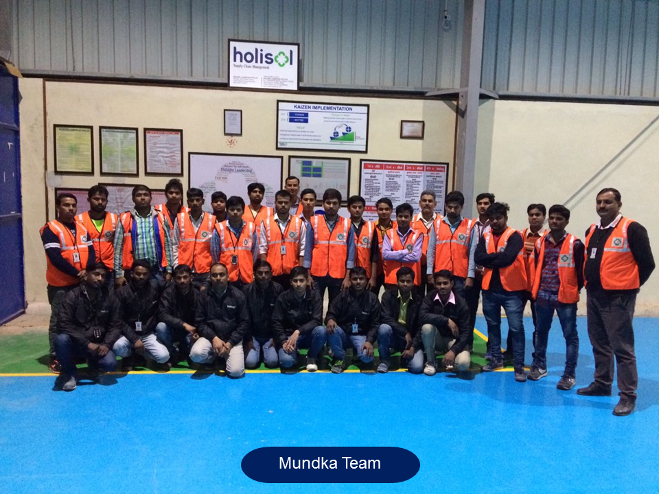 Mundka Team