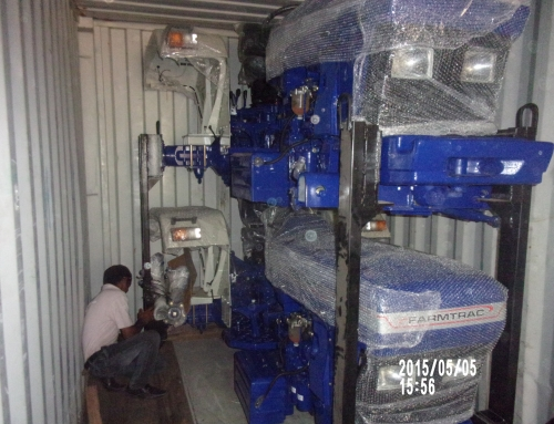 Transport packaging solution for an automotive customer