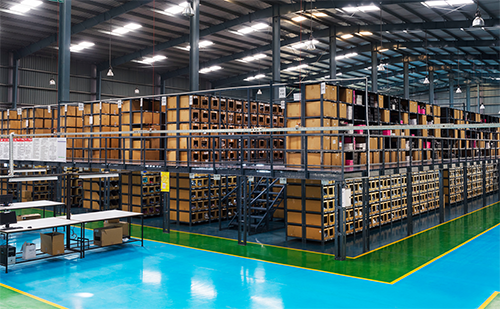 warehouse designing