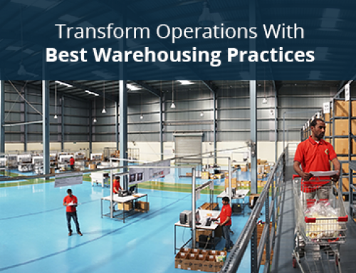 Transform Operations With Best Warehousing Practices