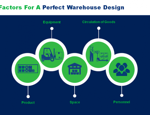5 Factors For A Perfect Warehouse Design