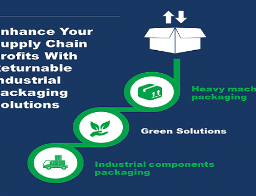 Enhance Your Supply Chain Profits With Returnable Industrial Packaging Solutions
