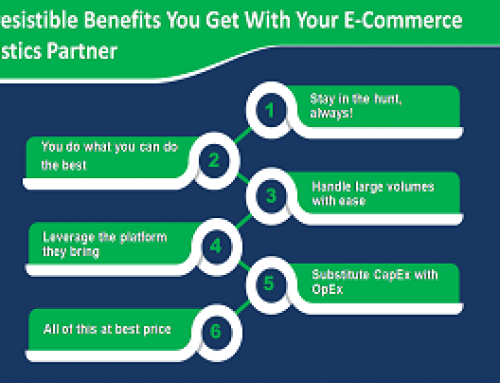 6 Irresistible Benefits You Get With Your E-Commerce Logistics Partner