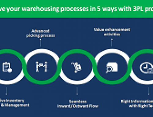Improve Your Warehousing Processes In 5 Ways With 3PL Providers
