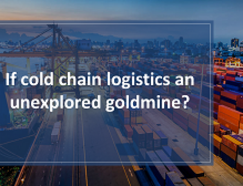 Is cold chain logistics an unexplored goldmine ?