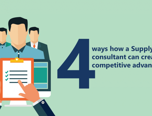 4 ways how a supply chain consultant can create competitive advantage?