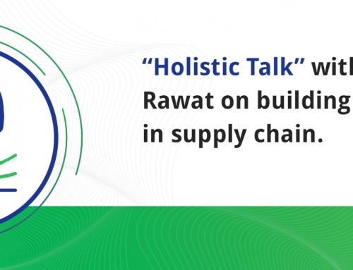 Holistic Talk with Naveen Rawat on building resilience in supply chain.