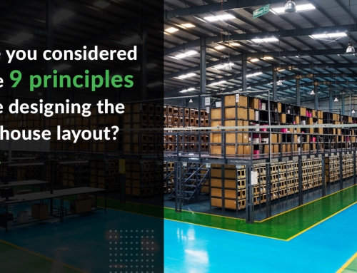 Have you considered these 9 principles while designing the warehouse layout?
