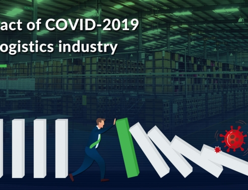 Impact of COVID-2019 on logistics industry