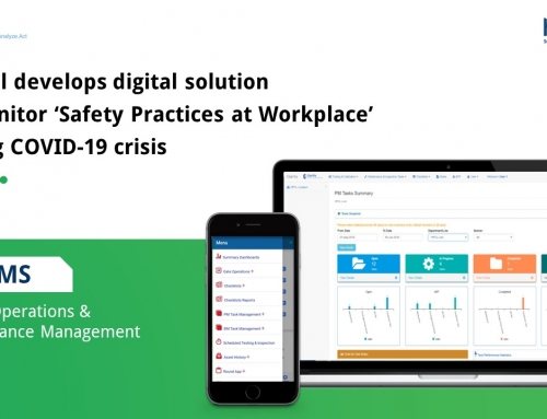 Holisol develops digital solution to monitor 'Safety Practices  at Workplace' during COVID-19 crisis