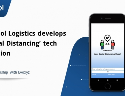 Holisol Logistics develops 'Social Distancing' tech solution