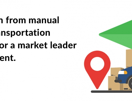 Transformation from manual to digitized transportation management for a market leader in piping segment.