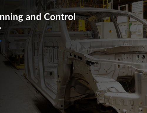 A Production Planning and Control (PPC)