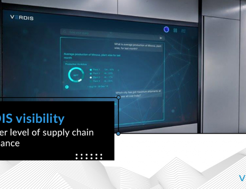 Holisol launches VERDIS Visibility for higher level of supply chain performance