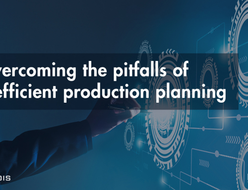 Overcoming the pitfalls of inefficient production planning
