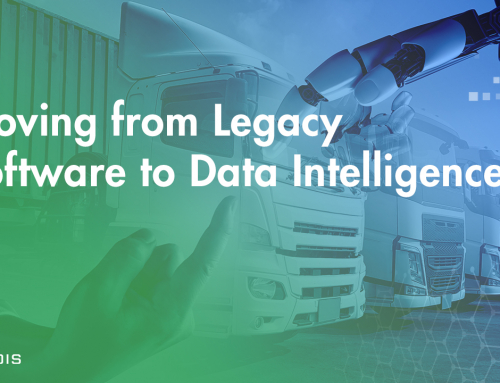 Moving from Legacy Software to Data Intelligence