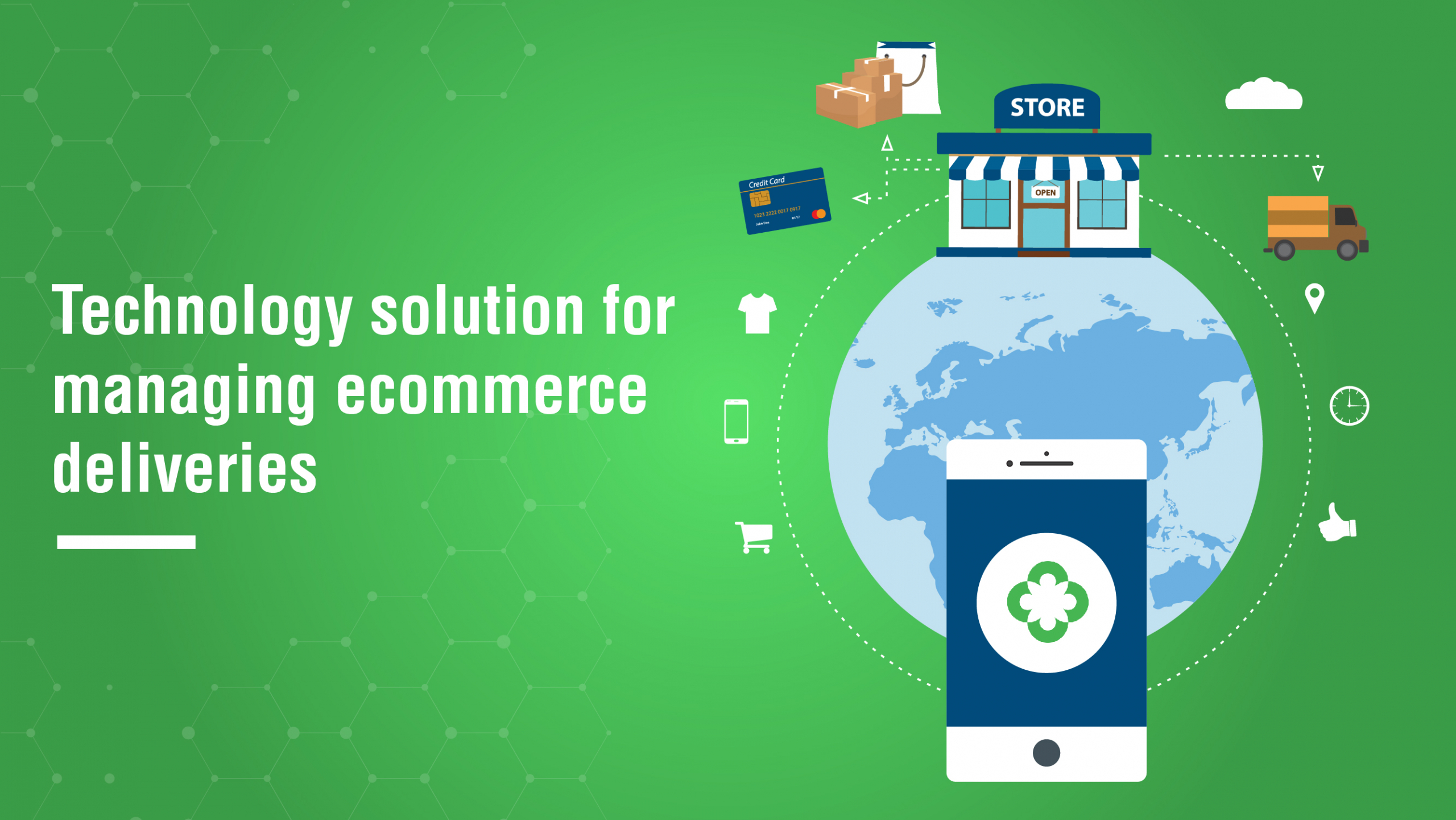 Technology Solution For Managing E-commerce Deliveries