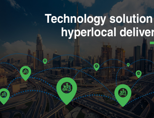 Technology Solution For Hyperlocal Deliveries