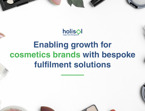 Enabling growth for cosmetics brands with bespoke fulfilment solutions